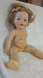Vintage Madam Alexander Caroline Kennedy Doll 1961