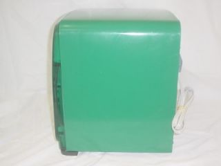 Sharp Half Pint 1 2 Carousel Mini Microwave Oven Green
