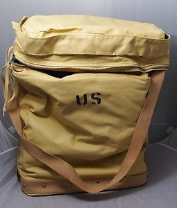 US Army Hot Cold Water Can Bag Thermal Food Storage
