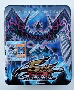 Yu Gi Oh Tin Earthbound Immortals Trading Card Game