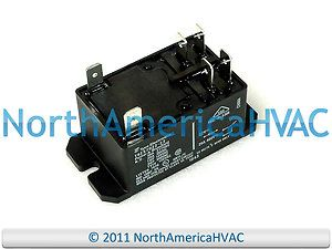Carrier Bryant Payne Furnace Relay HN61PC002 Electric Heater Tyco