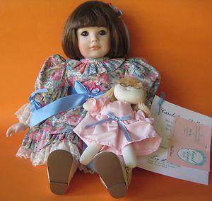 Goebel Bette Ball Carol Anne Juliet Doll My Musical Blue Heaven