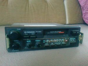 Pioneer KPH 4800 Car Radio Cassette Player Vintage Retro