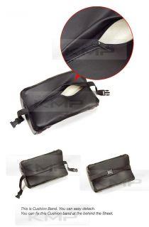 Car Auto Seat Head Neck Rest Cushion Headrest Pillow Leatherette Pad