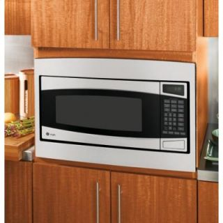 GE Profile Spacemaker Countertop Microwave Oven Stainless Steel