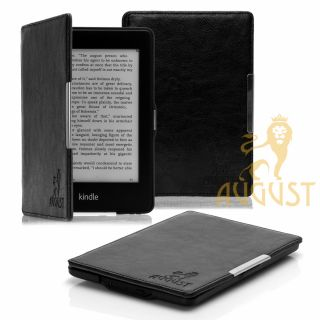 FOLIO SMART PU LEATHER CASE COVER FOR  KINDLE PAPERWHITE 3G/WiFi