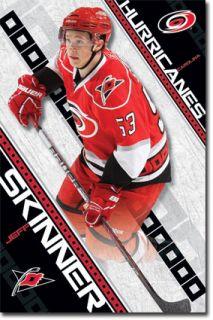 NHL Carolina Hurricanes Jeff Skinner Poster