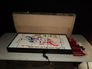 Carrom Face Off Air Powered Hockey Table 2440 Blemished
