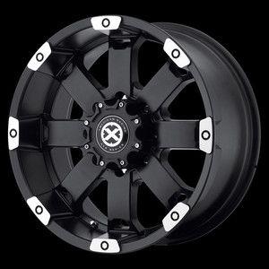 17 Black Wheels Rims Chevy Truck Silverado Tahoe Suburban Yukon Sierra