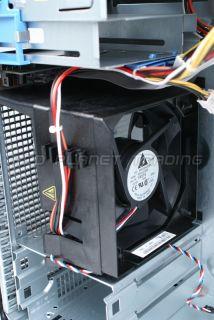 Genuine Dell Optiplex 740 Empty Case and Case Fan SMT