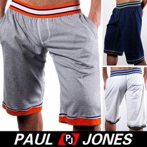 PJ New Mens Fashion Casual Home Short Pants Trousers Sports Shorts