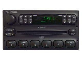2000 2001 02 Lincoln Town Car Ford Escape Ranger F150 Radio CD Player