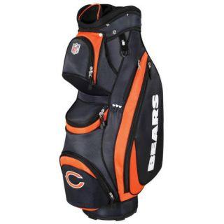 wilson chicago bears nfl cart golf bag wgb9500ch