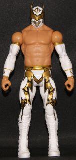 Sin Cara WWE Series Best of 2012 Mattel Toy Wrestling Action Figure