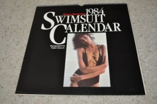 SEXY VINTAGE RARE 1984 SPORTS ILLUSTRATED SWIMSUIT CALENDAR EXC