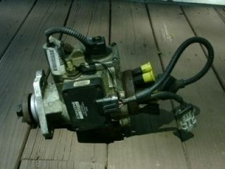 caterpillar 3116 injector pump