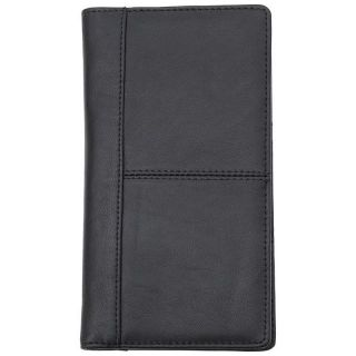 Leather Wallet Passport Cover ID Holder Credit Card Travel Organizer