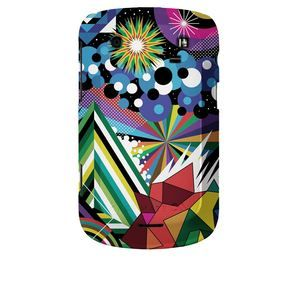 Case mate BlackBerry Bold 9900 Barely There Case Matt Moore Shapes And