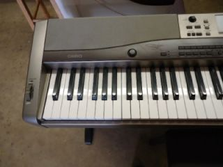 casio privia electronic keyboard