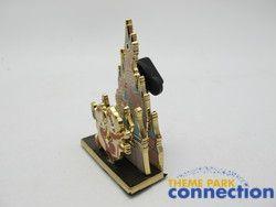 Diorama WDI Disneyland Paris Castle Chip Dale Imagineering Pin