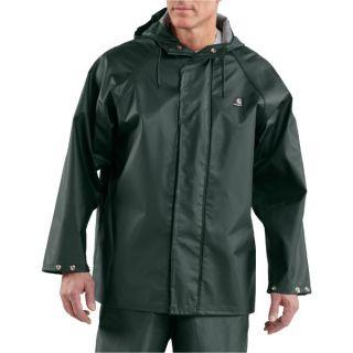 pvc regen mantel