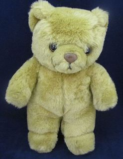 Sweet Dreams Brown Plush Stuffed Teddy Bear Toy Animal England