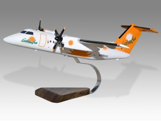 De Havilland Dash 8 Caribbean Sun Airlines BLANK 1