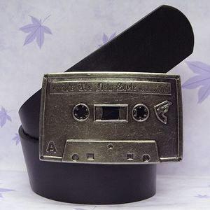 Famous Stars Straps Cassette Tape Buckle Belt BL133A