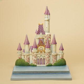 4015342 Jim Shore Disney Princess Castle Displayer
