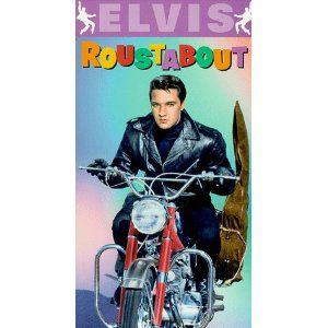 VHS Elvis Presley Barbara Stanwyck Joan Freeman Leif Erickson