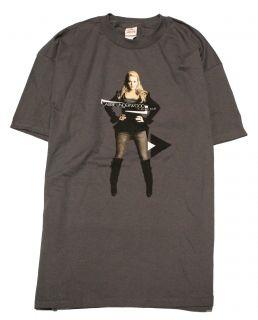 Carrie Underwood Play on Tour 2010 Gray 2XL XXL T Shirt