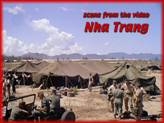 NHA Trang 1st Cavalry Division Recondo Vietnam War DVD