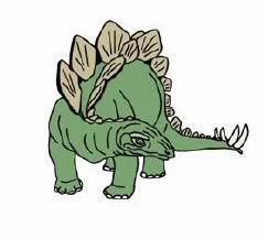 Dinosaurs Cavemen Prehistoric Animals Coloring Pages CD