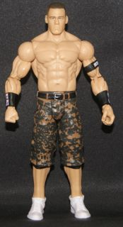 JOHN CENA   WWE SERIES 20 MATTEL TOY WRESTLING ACTION FIGURE