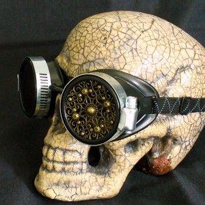 Glasses Lens Victorian Biker Pirate Aviator Motorcycle CBL 1