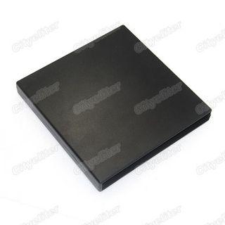 External USB Drive CD DVD RW Writer Burner Caddy Case