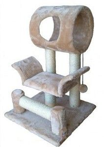 Cat Tree Toy Bed House Scratcher Post Furniture