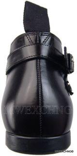 Cesare PACIOTTI US 11 Elegant Ankle Boots Leather Italian Designer