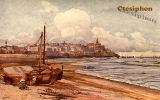 Jaffa, The port where King Solomon landed his cedar beams from Lebanon