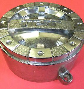 Gear Wheels Chrome Custom Wheel Center Cap Caps LG0708 58 96 0003