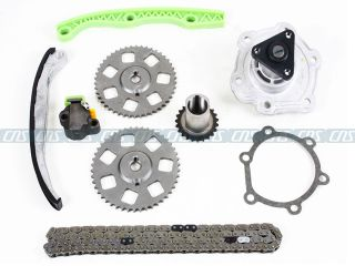Saturn SC3 SL2 SW2 DOHC 16V Timing Chain w Water Pump Kit