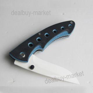 Folding Ceramic Knife Ultra Sharp Kitchen Ceramic Cutlery Knives Fold