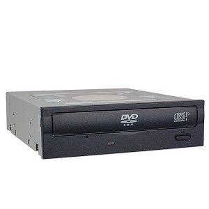 PC Internal SATA CD RW DVD ROM Combo Drive BLACK TESTED Working