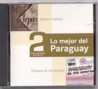 lo mejor del paraguay factory sealed 2 cd set