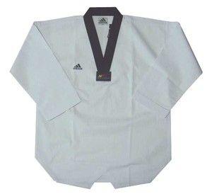 Adidas Champion III Taekwondo Uniform Dan DOBOK