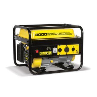 Champion Power Equipment 3500 4000 Watt Portable Generator 46596