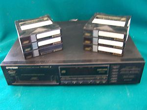 LOT 6 6 CD cartridges Pioneer PD M430 Compact Disc Player for parts