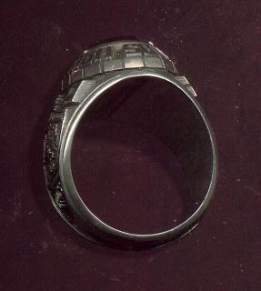 Charles F Brush High School Class Ring 1982 LTM Arcs