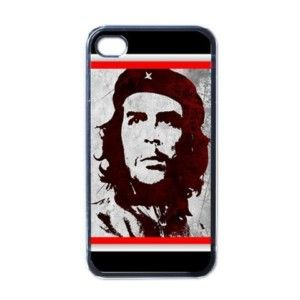 Che Guevara iPhone 4 Hard Plastic Case Cover
