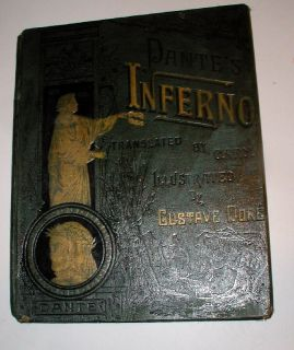 Dantes Inferno Dore Dark Art Demons Hell Occult 1887 Nice